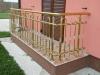 Zlatna alu ograda