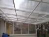 Terasa pokrivena leksanom