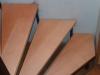 Izrada gazišta za spiralne stepenice Bukva Hrast Jasen