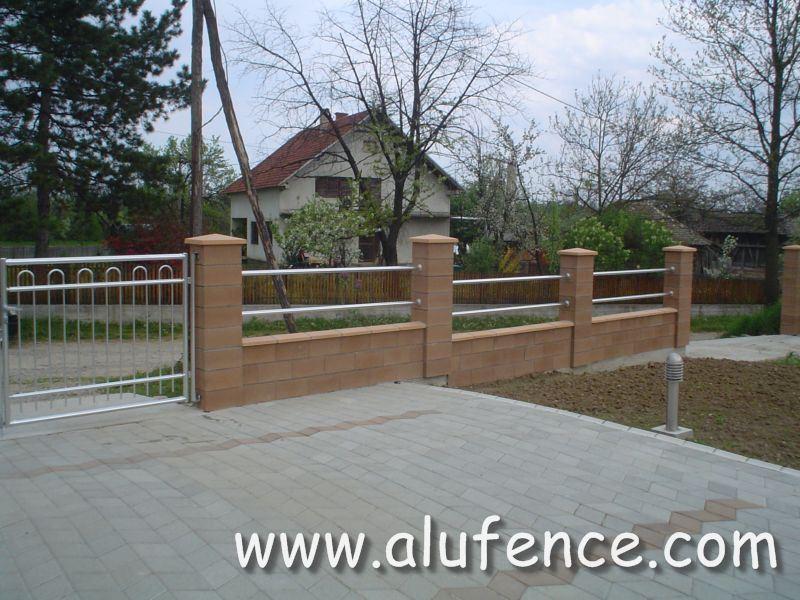 Aluminijumska ograda za dvorište