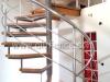 Aluminijumski gelenderi za spiralne stepenice