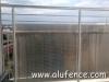 Aluminijumska ograda sa lexanom