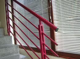 Metalni gelenderi za stepenice