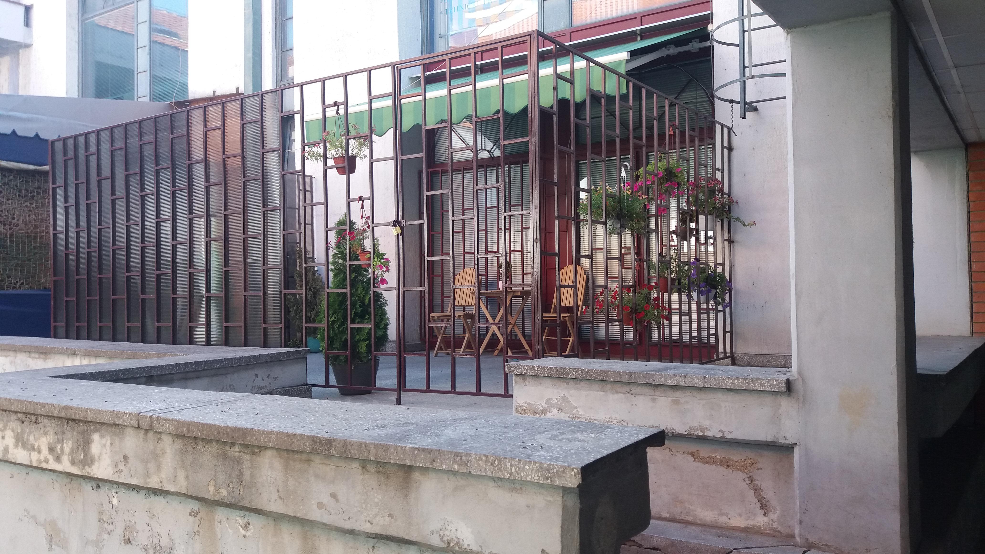 Zaštitne rešetke za dvorište