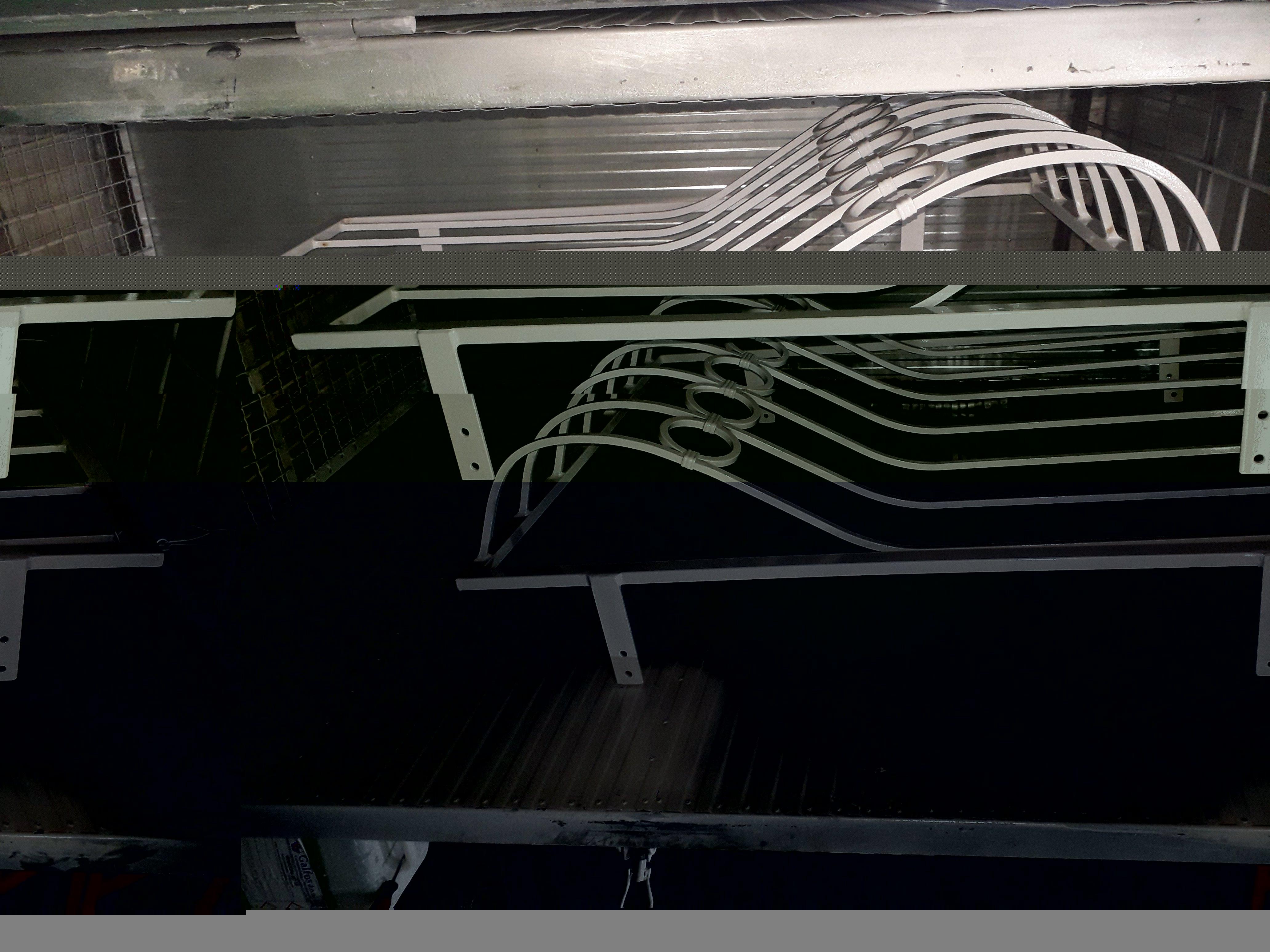 Plastificirane rešetke za prozore