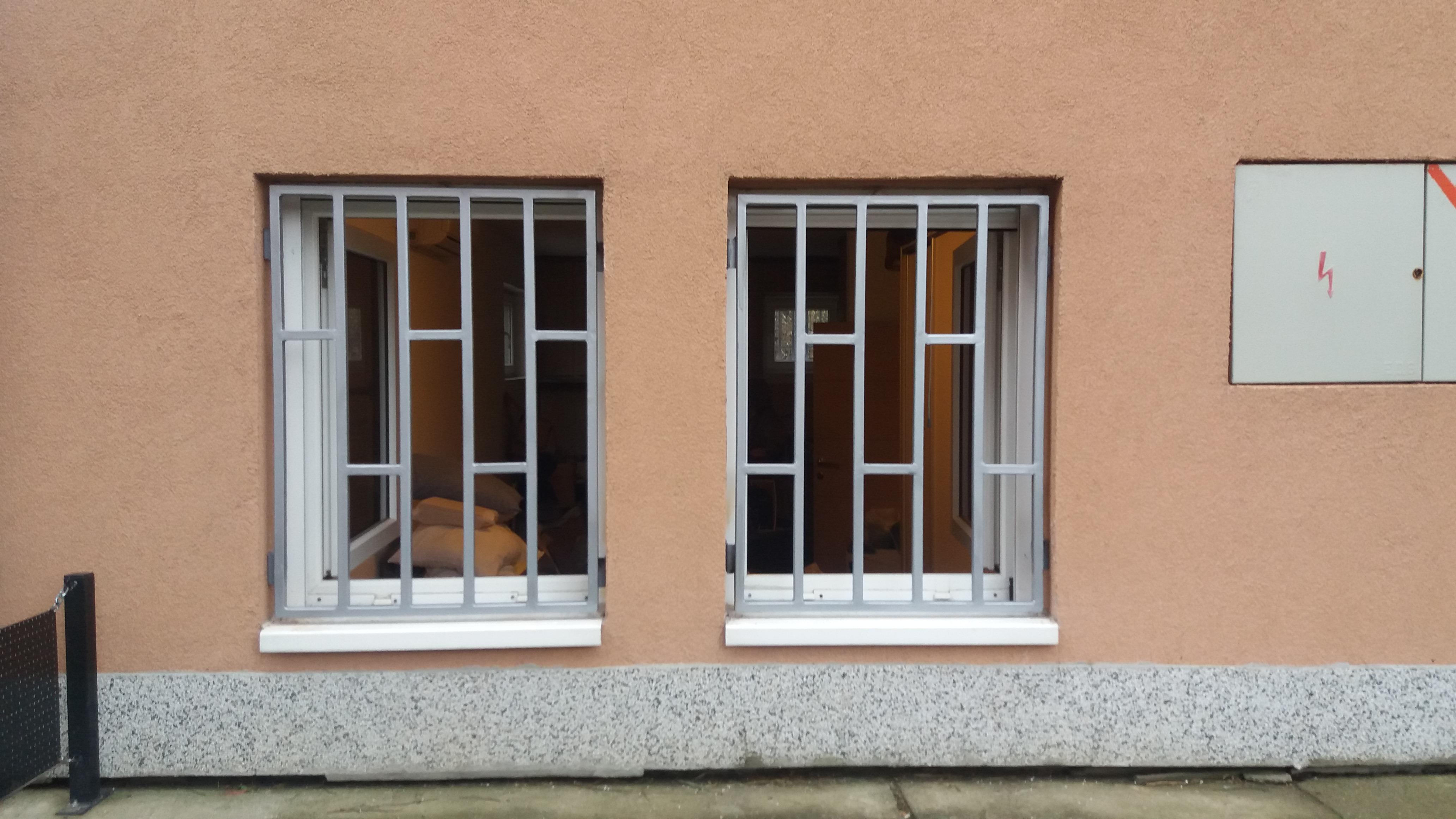 Zaštitne rešetke na prozorima Zemun