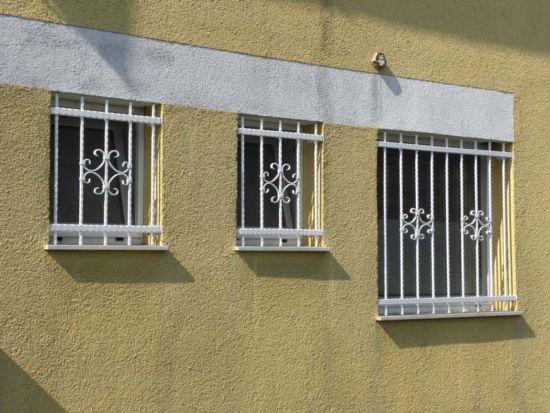 Sigurnosne rešetke za vrata i prozore