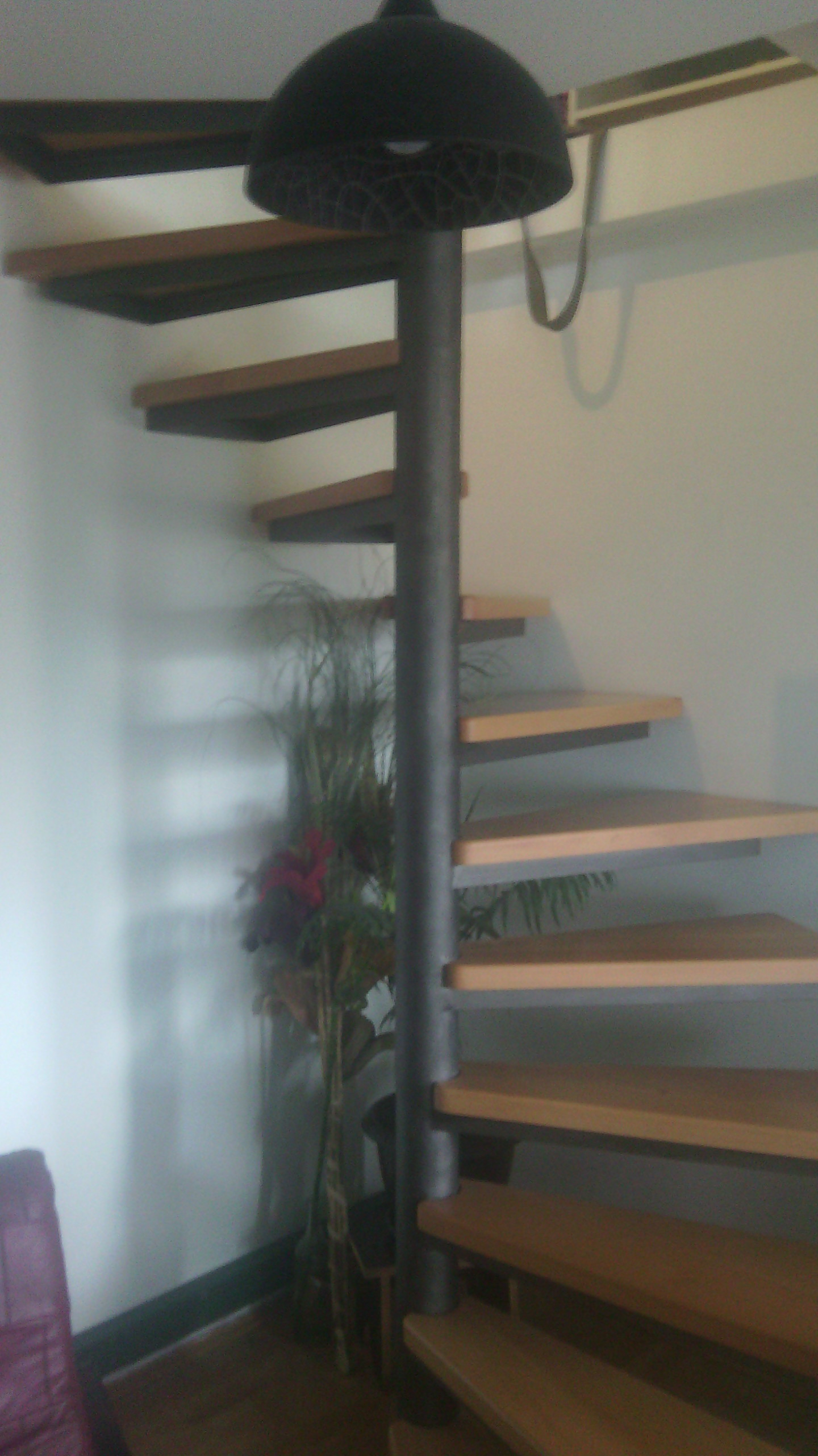 Kružne stepenice
