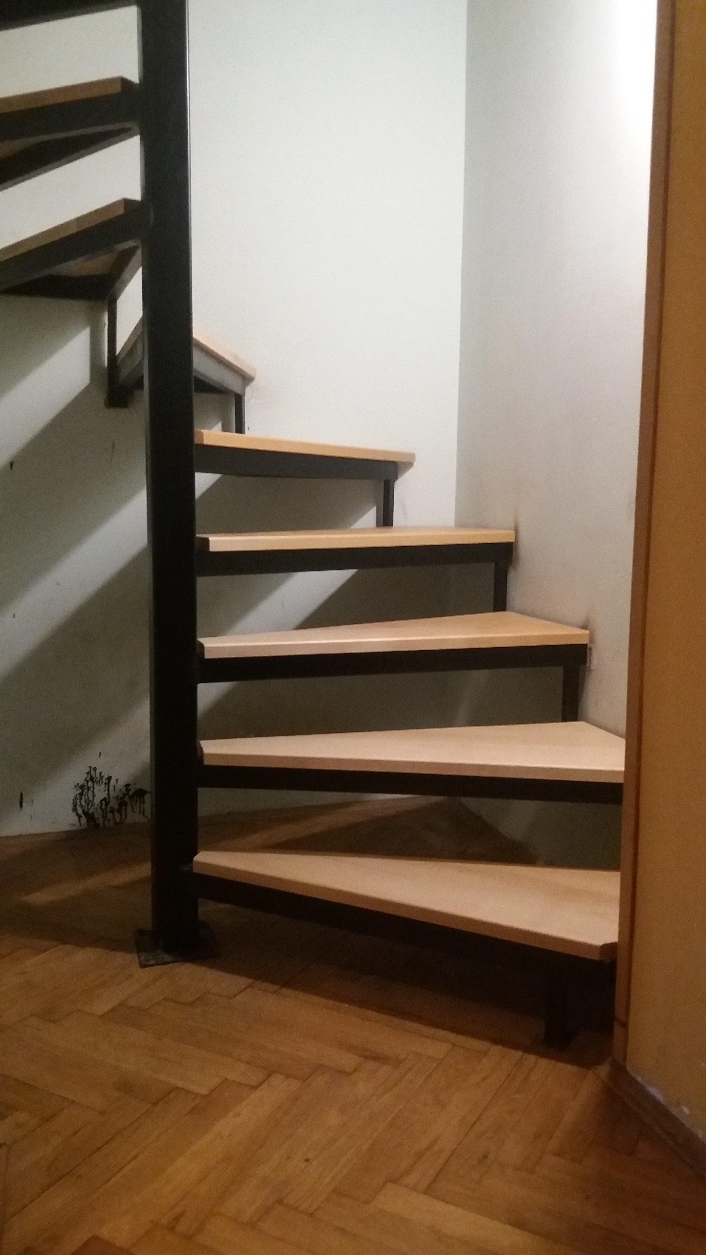Izrada metalnih stepenica Novi Sad
