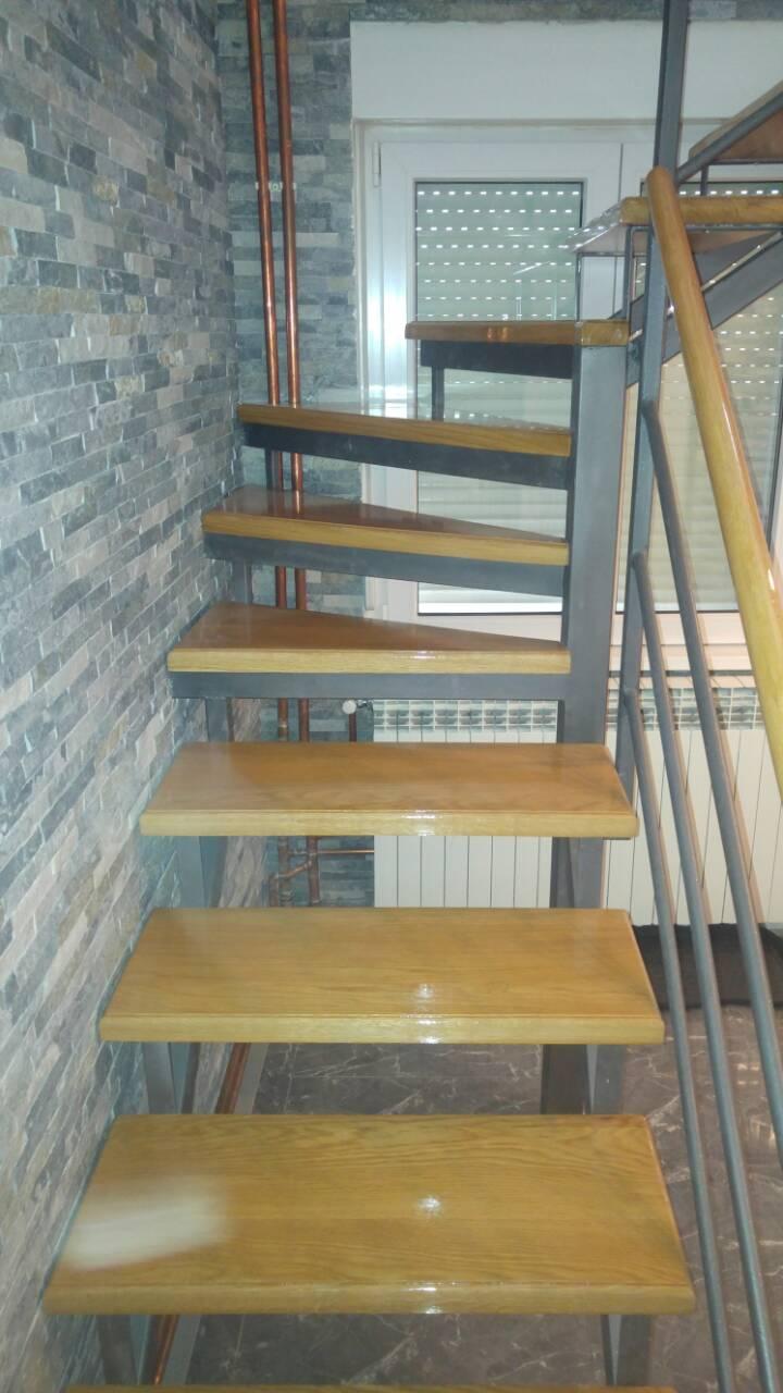Izrada stepeništa za sprat