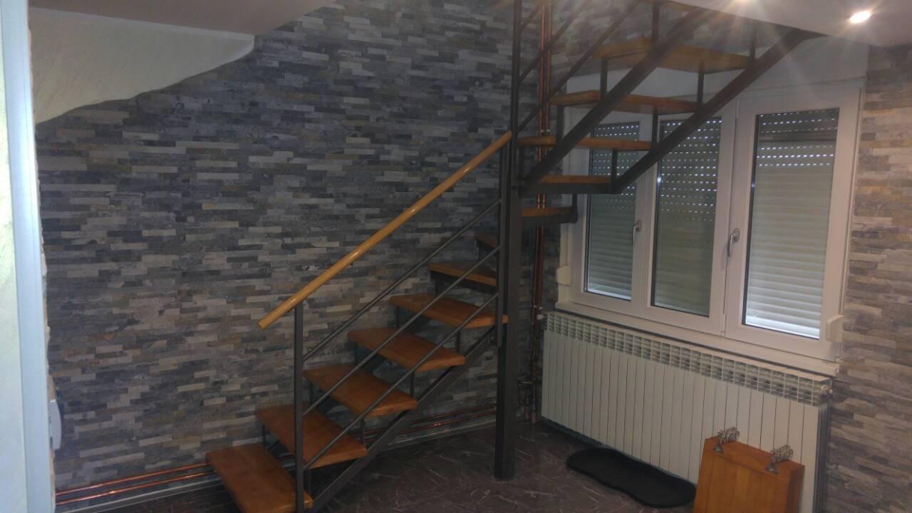 Izrada stepenica u Smederevu