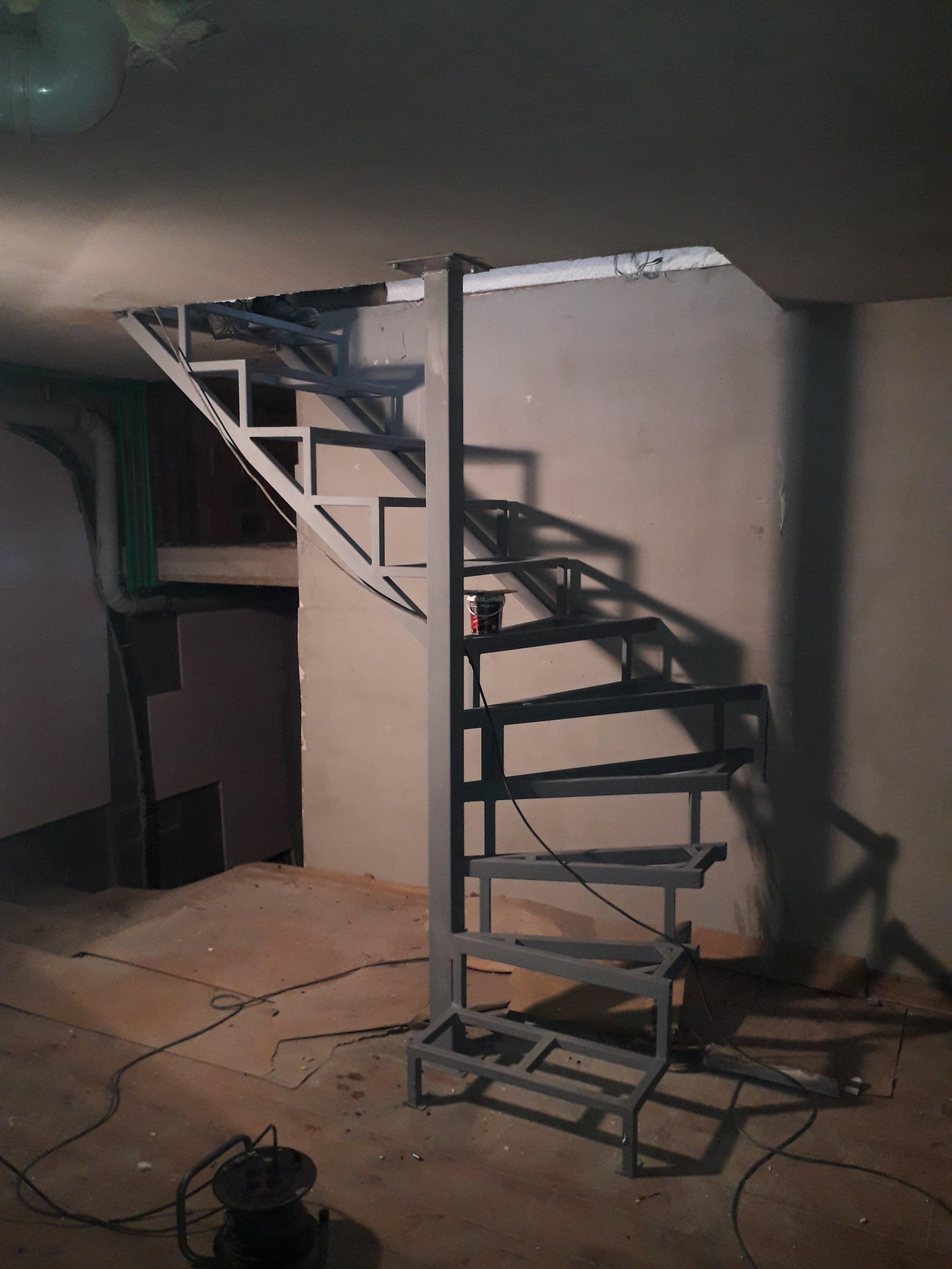 Stepenice za podrum